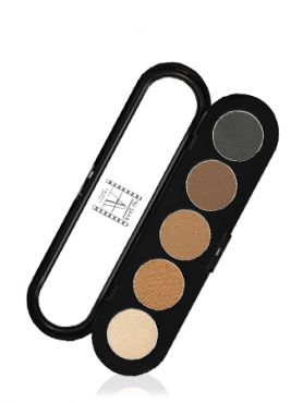 Make-Up Atelier Paris Palette Eyeshadows T01S Nude