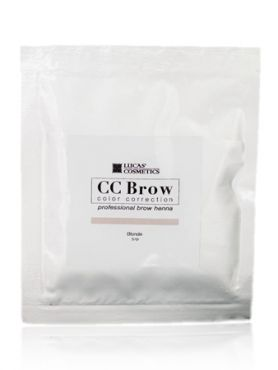 CC Brow Blonde Хна СС для бровей в саше русая