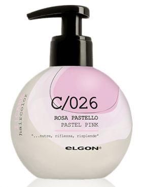Elgon I Care Розовый пастель Окрашивающий крем-кондиционер С26