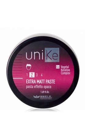 Brelil Unike Styling Extra Matt Paste Моделирующая паста с матовым эффектом