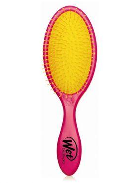 Wet Brush Neon Slammin Sangria Щетка для мокрых волос неоново-розовая