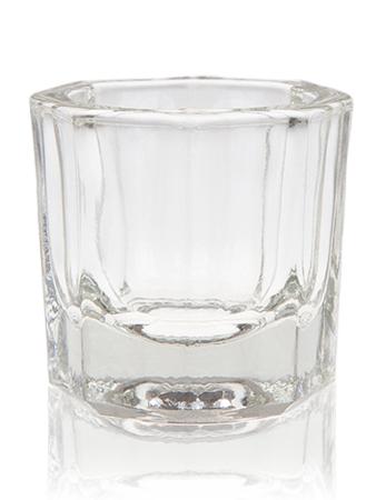 CC Brow Стеклянный стаканчик для разведения хны