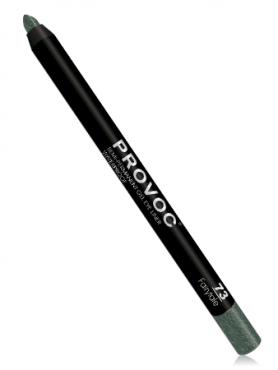 Provoc Подводка-карандаш гелевая для глаз 73 Светлая морская волна