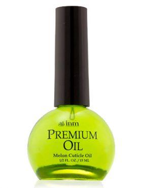 Inm Масло для кутикулы Premium Oil Дыня