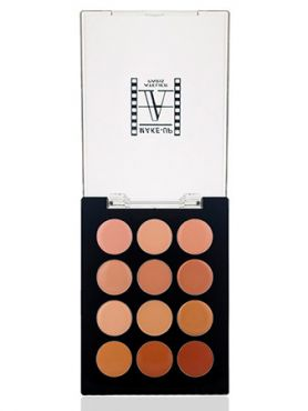 Make-Up Atelier Paris Palette 12 Anti-Cernes P12C/A